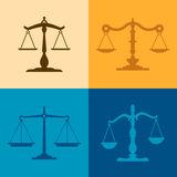 Justice Scales Stock Photography