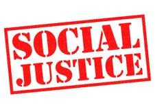 Justice sociale illustration de vecteur
