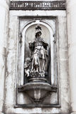 Justice Statue, Gesuati, Venice, Italy Stock Image