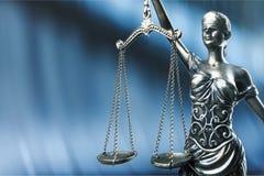 justicia fotografía de archivo