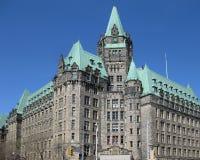 Justicia Building, Ottawa Fotografía de archivo libre de regalías