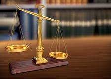 Justicia de la ley Imagenes de archivo