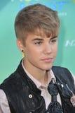 Justin Bieber Zdjęcie Stock