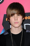 Justin Bieber Fotografie Stock