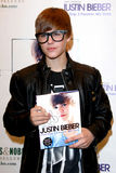 Justin Bieber Royalty Free Stock Image