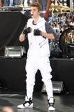 Justin Bieber Obrazy Stock