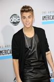 Justin Bieber royaltyfria foton