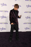 Justin Bieber royaltyfri fotografi