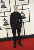 Justin Bieber Fotografia de Stock Royalty Free