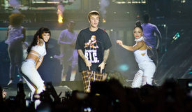 Justin Bieber Lizenzfreie Stockbilder