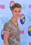 Justin Bieber Fotografie Stock Libere da Diritti