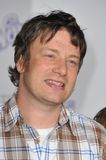 Jamie Oliver Stock Photo