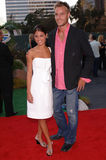 Justin Hartley,Lindsay Hartley Royalty Free Stock Images