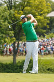 Justin Hicks at the Memorial Tournament Royalty Free Stock Image