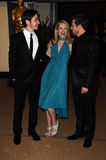 Justin lang, Patricia Clarkson, Sam Rockwell stockfotos