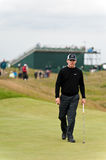 Justin Leonard  British Open Sandwich 2011 Royalty Free Stock Photography