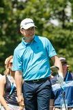 Justin Leonard at the Memorial Tournament Stock Image