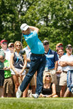 Justin Leonard at the Memorial Tournament Stock Photos