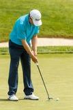 Justin Leonard at the Memorial Tournament Royalty Free Stock Images