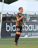 Justin Portillo, Midfielder, Charleston Battery Royalty Free Stock Photo
