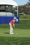 Justin Rose 2012 Farmers Insurance Open Stock Images