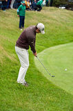 Justin Rose British Open Sandwich 2011 Stock Image