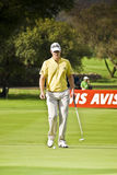 Justin Rose - NGC2010 Photographie stock