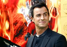 justin theroux Obrazy Royalty Free