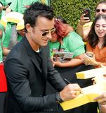 justin theroux Obraz Royalty Free