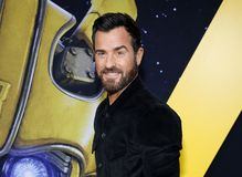 Justin Theroux foto de stock