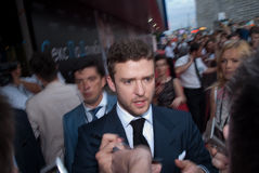 Justin Timberlake Stock Photography