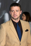 Justin Timberlake. LOS ANGELES - OCT 20:  Justin Timberlake arriving at the In Time Los Angeles Premiere at the Los Angeles on October 20, 2011 in Westwood, CA Stock Images