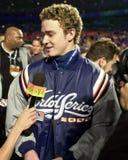 Justin Timberlake Imagens de Stock Royalty Free