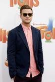 Justin Timberlake Imagen de archivo libre de regalías