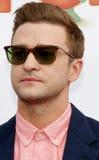 Justin Timberlake Fotografía de archivo libre de regalías
