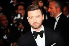 Justin Timberlake assiste au ` de société de café de ` Photographie stock