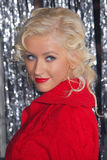 Christina Aguilera Stock Photography