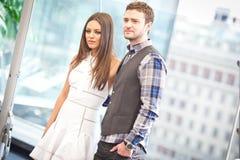 Justin Timberlake and Mila Kunis Stock Image