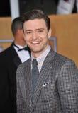 Justin Timberlake Imagem de Stock