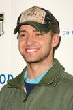 Justin Timberlake Stock Image