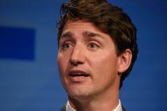 Justin Trudeau, Pierwszorzędny minister Kanada zdjęcia royalty free