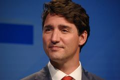 Justin Trudeau, premier ministre de Canada photos stock