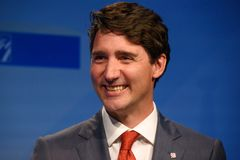 Justin Trudeau, Primo Ministro del Canada fotografia stock