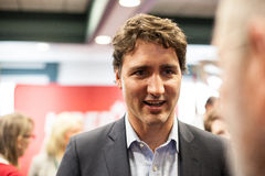 Justin Trudeau Stock Photography