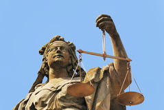 Justitia Stock Photos