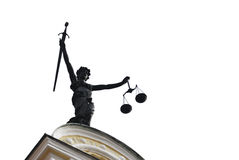 Justitia Royalty Free Stock Photos