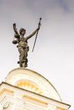 Justitia Stock Image