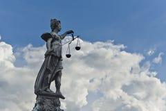 Justizia Photos stock