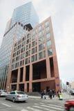 Justizzentrum - alta torretta della città Fotografia Stock