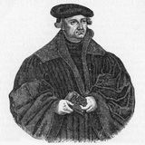 Justus Jonas, reformator royalty ilustracja